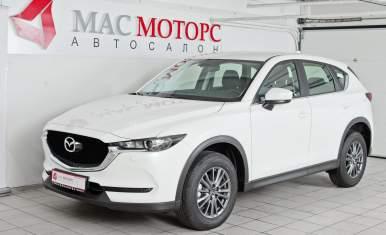 Mazda CX-5 Белый