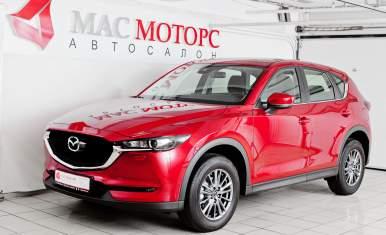 Mazda CX-5 Красный